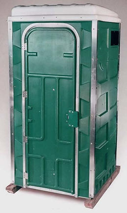 portable, toilet, potty, porta loo, sanitation, metal corners