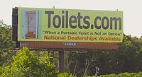 Toilets, Portable, Porta Potty, Purchase, Sales