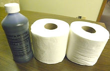 Toilet Paper, Chemicals, Deodorizers, Ready to Use