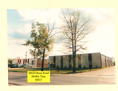 9760 Sq. Ft. Industrial Bldg.