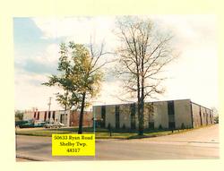 9760 Sq. Ft. Industrial Bldg.