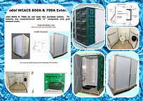 Wheelchair Accessible Porta Potties and Comfort Stations