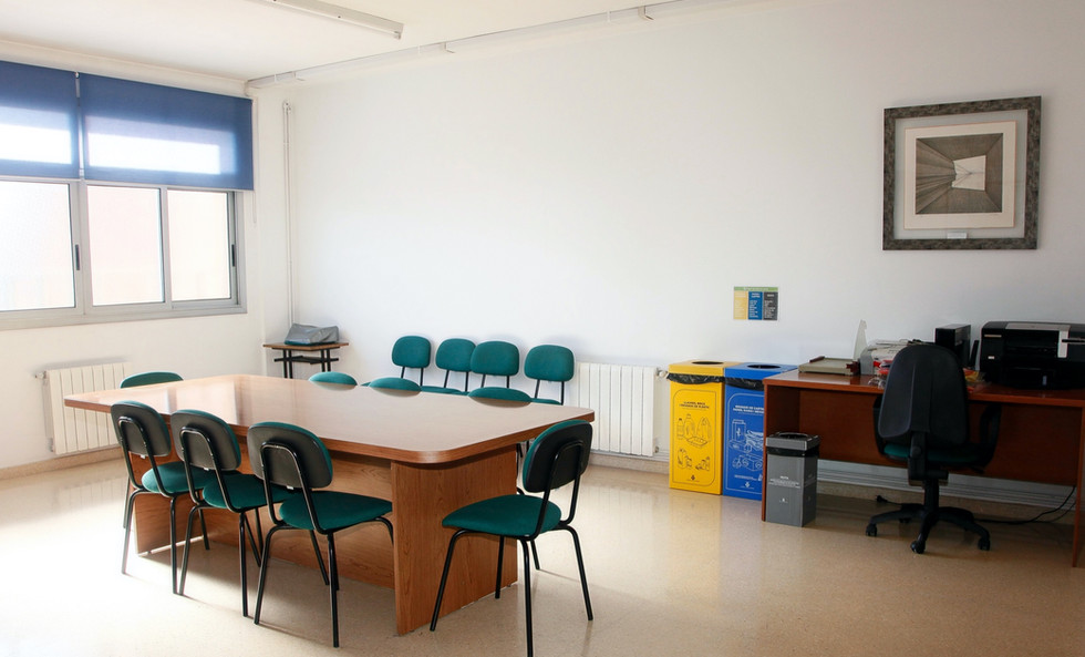 Sala de professors/es