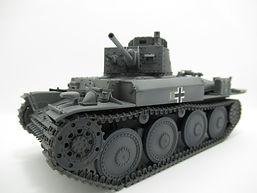 輝き撃ちな戦車
