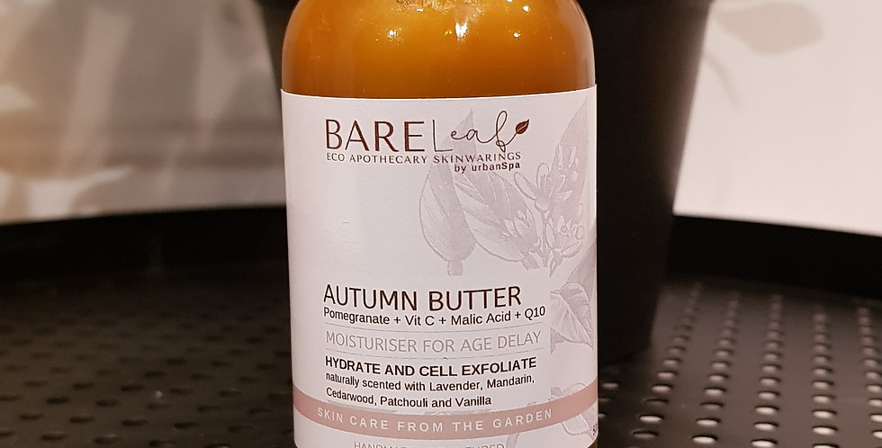 AUTUMN BUTTER 50ml (HEAVY MOISTURISER)