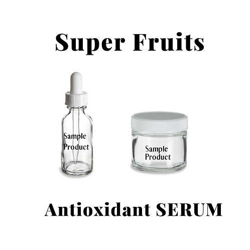 SUPER FRUITS ANTIOXIDANT SERUM