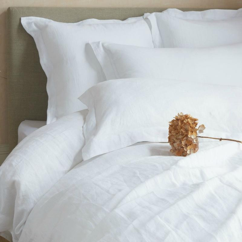French Linen Duvet Cover Sets