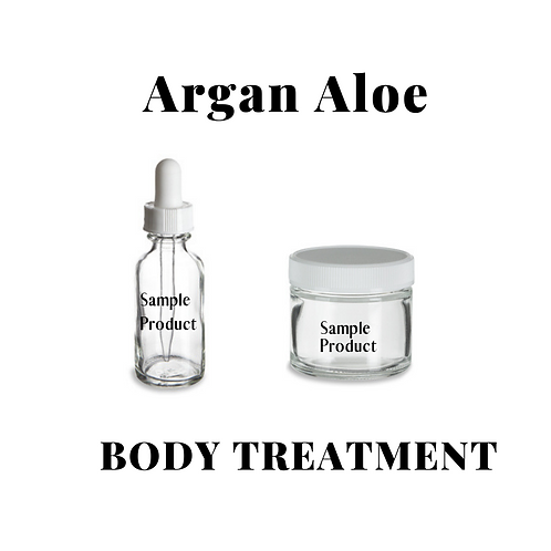 ARGAN & ALOE BODY THRERAPY