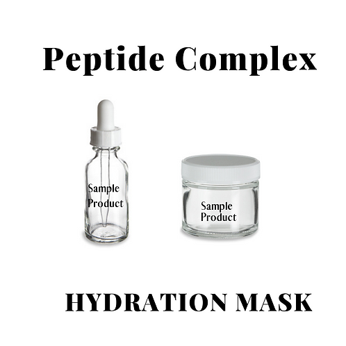 PEPTIDE COMPLEX HYDRATION MASK