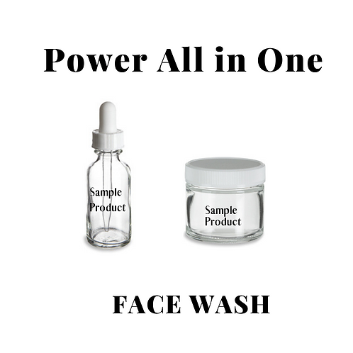 POWER ALL IN ONE WASH