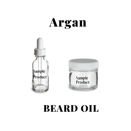 ARGAN BEARD OIL