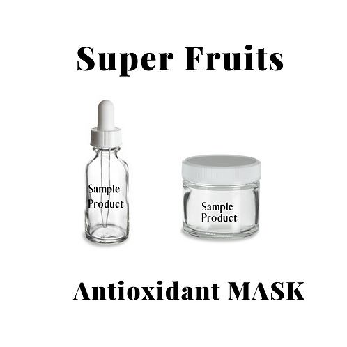 SUPER FRUITS ANTIOXIDANT MASK