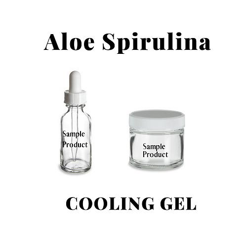 ALOE & SPIRULINA COOLING GEL