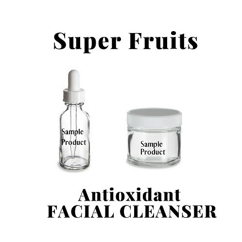 SUPER FRUITS ANTIOXIDANT FACIAL CLEANSER