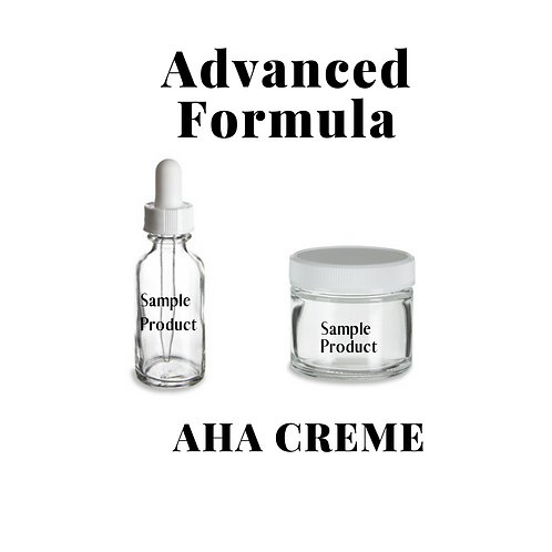 ADVANCED AHA CREME