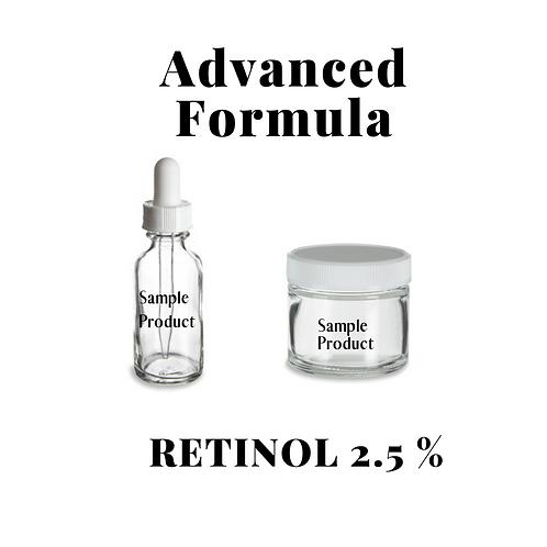 ADVANCED RETINOL SERUM – 2.5%