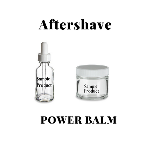 AFTERSHAVE POWER BALM