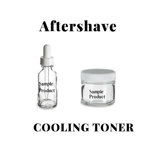 AFTERSHAVE COOLING TONER
