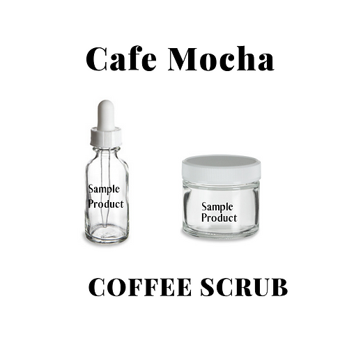 CAFE MOCHA COFFEE SCRUB