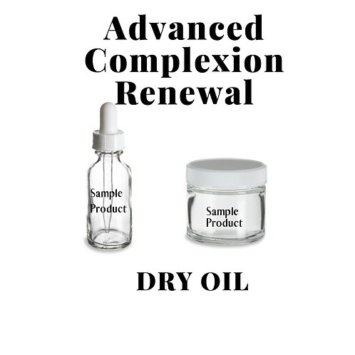 ADVANCED COMPLEXION RENEWAL DRY OIL