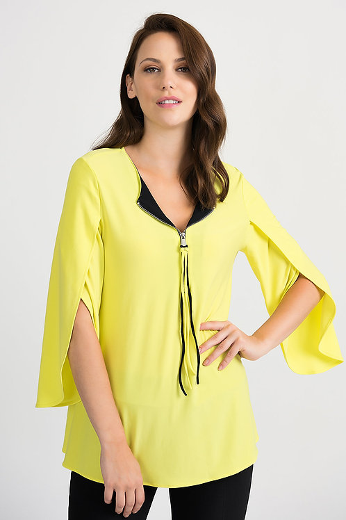 Joseph Ribkoff Zest/Black Top #201421