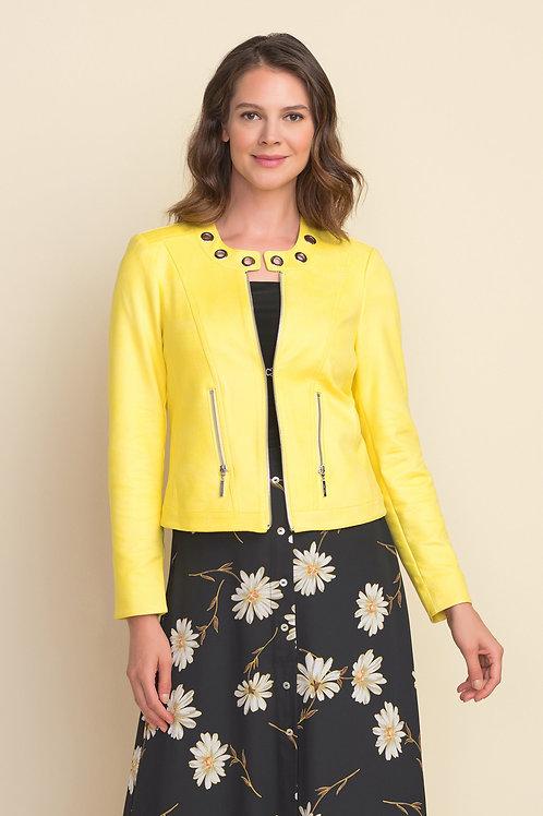 Joseph Ribkoff Lemon Zest Vest Style 212901