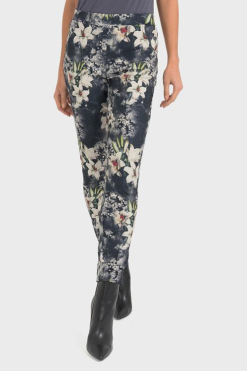 Pantalon Noir/Gris Joseph Ribkoff #193639