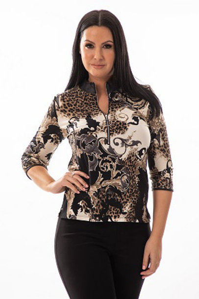 Bali Black/Multi Top Style 7438