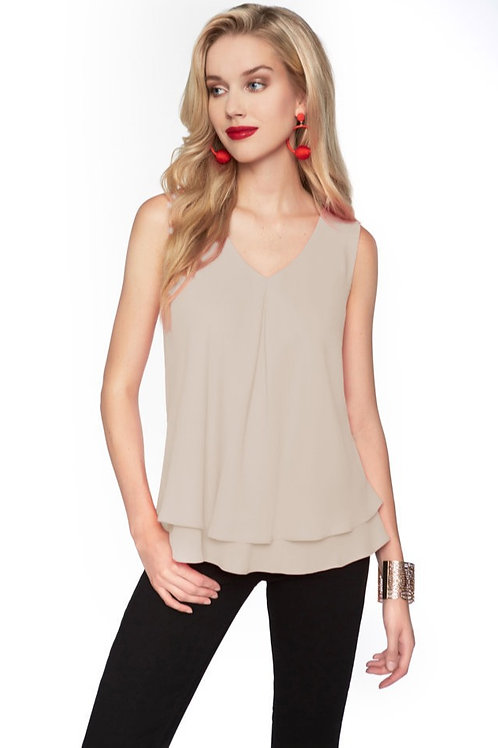 Frank Lyman V Neck Top 11 Colors Available Style 61175
