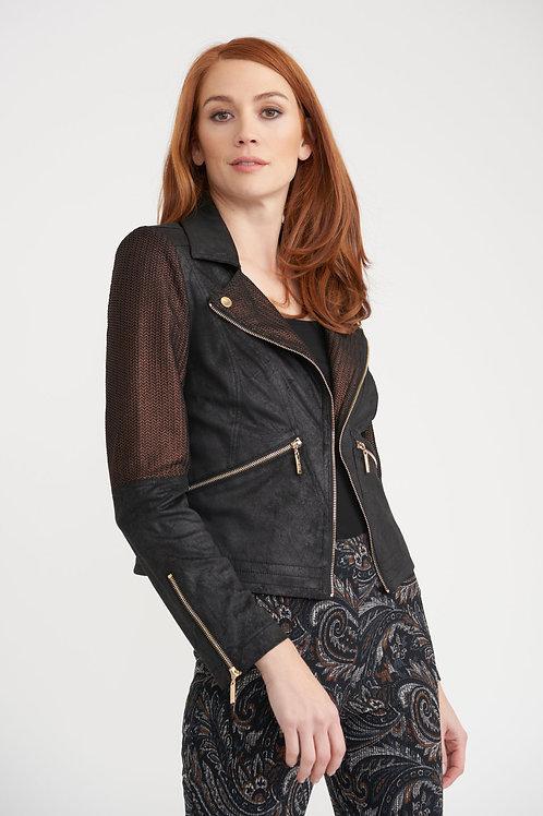 Joseph Ribkoff Black Jacket Style 203005