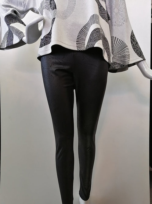 Artex Black Legging  style   9067