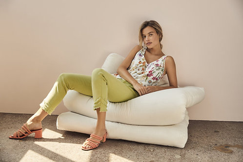 Charlie B Lime Pant Style C5273