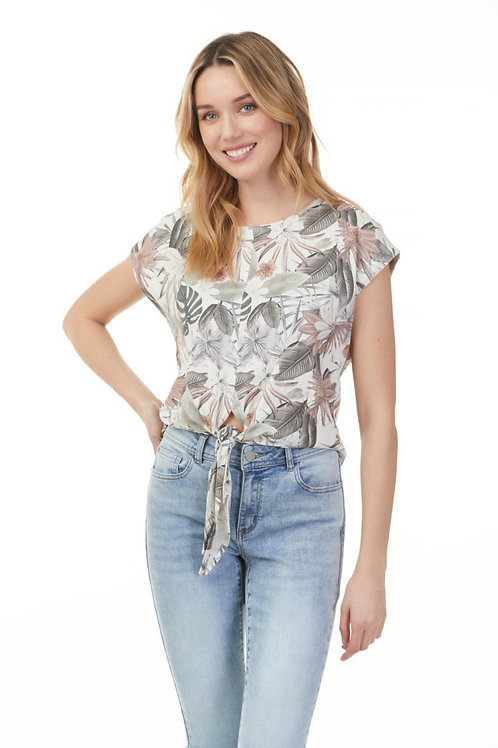 Charlie B Tropical Top Style C4271T