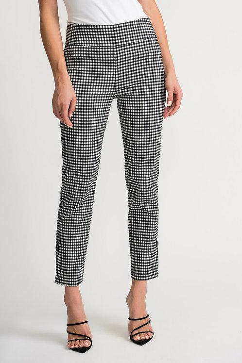 Pantalon Noir/Blanc Joseph Ribkoff #202110