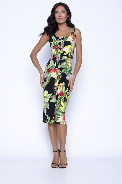Frank Lyman Multi Dress #201515