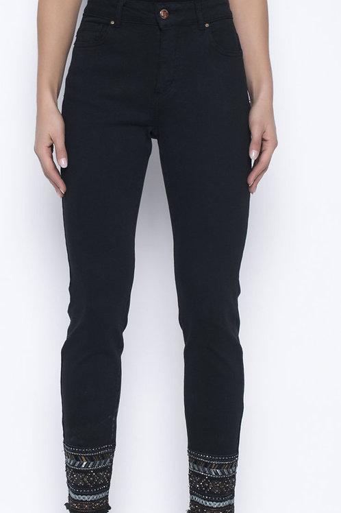 Frank Lyman Black Jeans Style 203132U