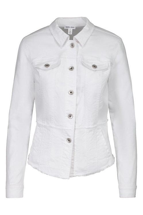 Tribal White Jacket Style 66540