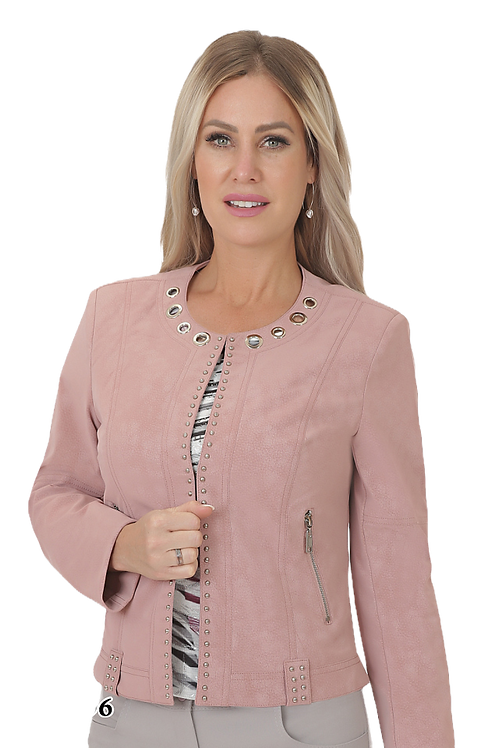 Ness Pink Silver Jacket Style N87296