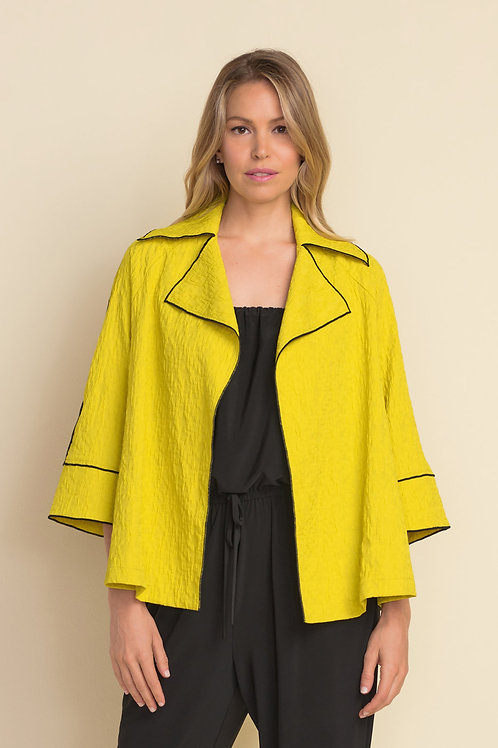 Joseph Ribkoff Lime Vest Style 212045
