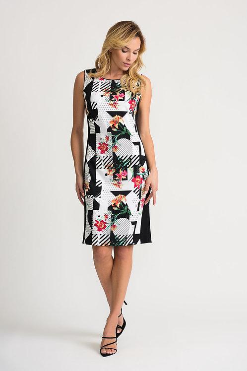 Joseph Ribkoff Multi Dress #202337