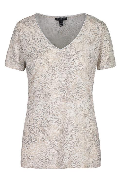 Tribal Linen/Multi Top Style 45010