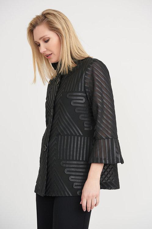 Joseph Ribkoff Black Jacket Style 203102