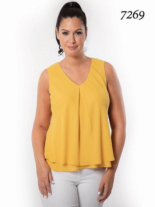 Bali Mustard Top Style 7269