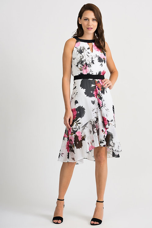 Joseph Ribkoff Floral Dress #201359