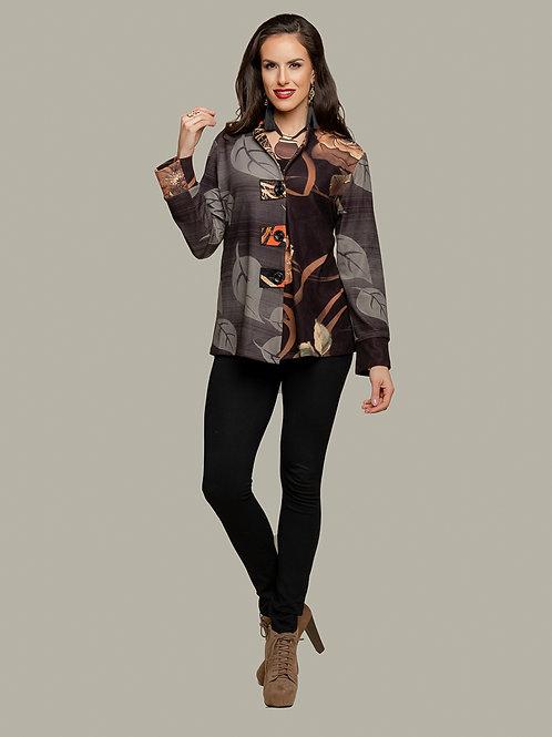 Minkas Black/Multi Jacket Style BB563
