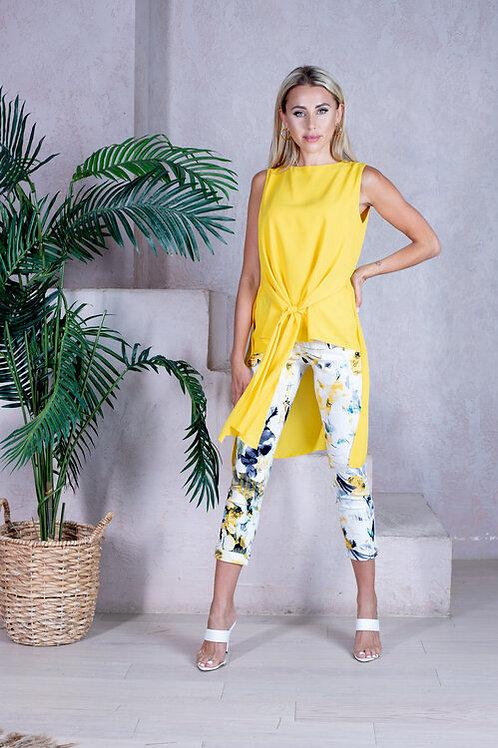 Art Yellow/Multi Capri Style 409210