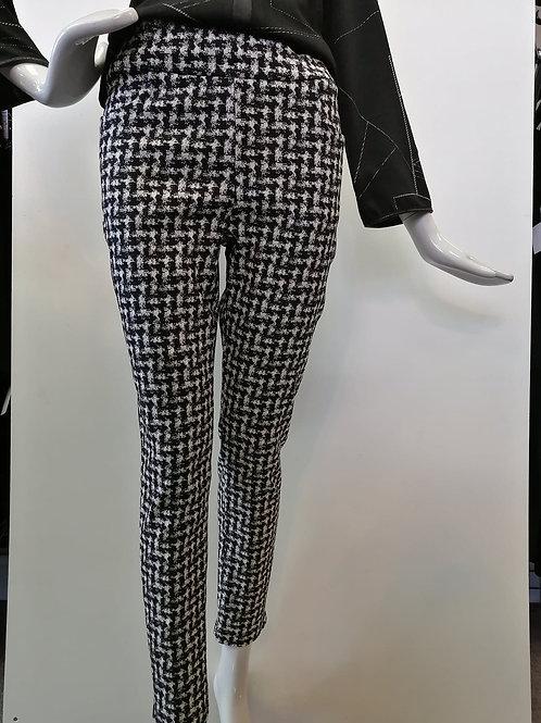 Artex Black/White Pants Style P9210