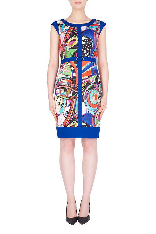 Joseph Ribkoff Multi Dress #191696