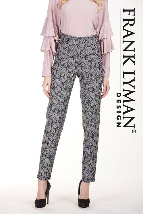 Frank Lyman Black/Gray Pant #183852