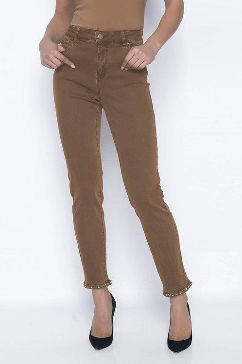 Frank Lyman Chestnut Jeans Style 203127U